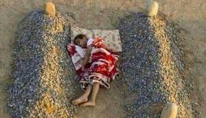 Syria graves